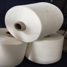Chinese Pure compact modal yarn 32/1 raw white madal yarn with best price and good quality
