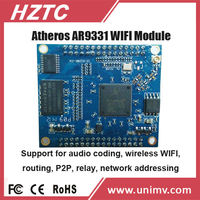 2014 hot selling AR9331 WiFi ethernet 3g 915 Wireless transmitter and receiver module