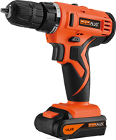 10MM HAND CORDLESS DRILL ELECTRIC POWER TOOLS WITH 14.4V LI-ION BATTERY