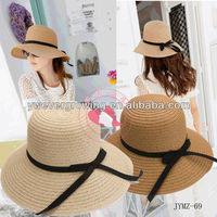ventilated relation sport cap and straw hat for fashion girl