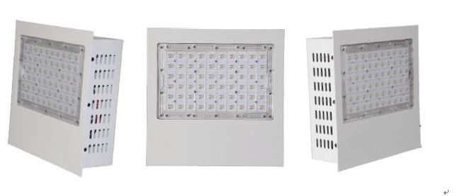 digital led canopy light Outdoor Gas Station Retrofit Led Canopy Light, hot sale!!!!!