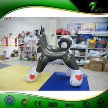 Best Price Inflatable Vivid Inflatable Dog Cartoon Characters, Inflatable Toys