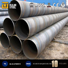 Abundant stock and prompt delivery for API spiral steel pipe