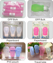 China Manufacturer BPA Free Food Grade Squeezable Silicone Oil And Vinegar Bottle