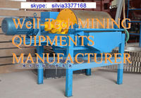 big working clearance magnetic separator for magnetic metal separation