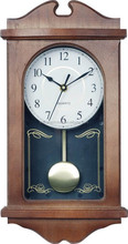 Wooden Wall grandfather clock
