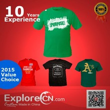 2015 Cotton T shirt, Polo T-shirt For Promotion/Advertising