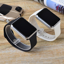 Internet Touch screen watch mobile phone Manufacturer 19$ 3000pcs wholesale
