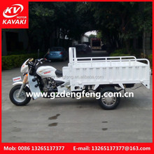 Custom low prices best quality 3 wheel motorcycle/ gas scooter made in China