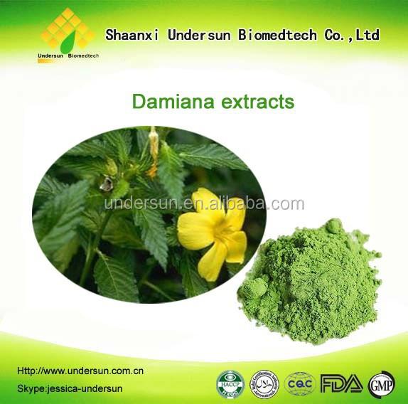 Damianaใบสารสกัดผง05: 0110: 0120: 01/damianaสารสกัดผง