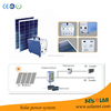 Solar Power Station for Light and Fan and TV