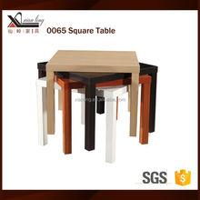 Melamine MDF Modern Coffee Table