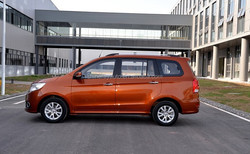 1.5L 7 seats passenger car MPV