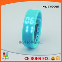 3D Smart Wrist Watch Bracelet Pedometer Step Walk Calorie Counter Sport Tracker LED Digital Sports USB WristWatch Smart Watch