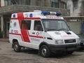 IVECO Fuego Ambulancia