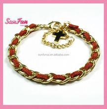 Fashion jewelry faith bracelets A000243