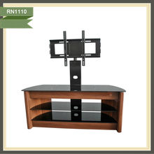 living room furniture lcd tv wooden cabinets RN1110