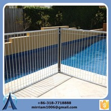2465 mm * 1339 mm High quality galvanized pool safety fence, pool fence, pool safety fence