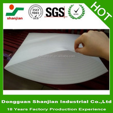 printed poly foam bags/thin poly foam bags
