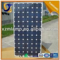 mono or poly panel solar 250w