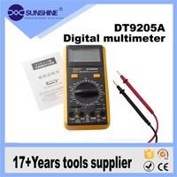 SZBJ DT-9205A pocket sized Digital multimeter for Electrical maintenance