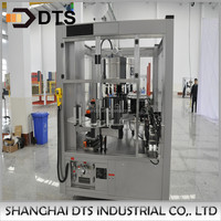 DTS Automatic cold glue water bottle labeling machine