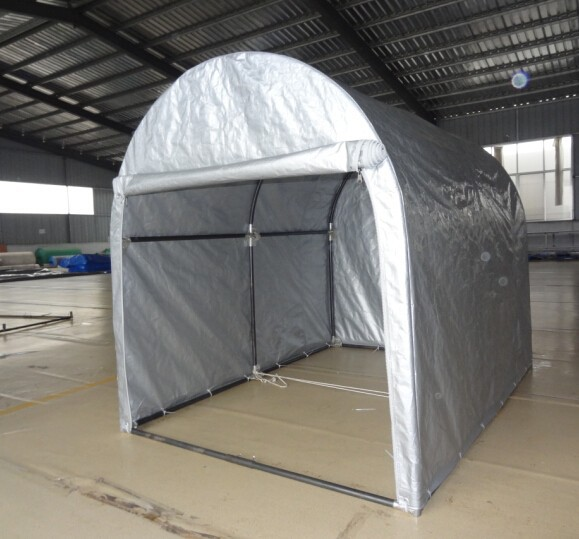Small Car Canopies : Factory supplier of small steel car canopy covers for sale