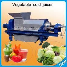 2015 hot sale cold press vegetables juicer with video
