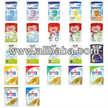 BRITISH UK Cow & Gate Aptamil SMA BABY MILK FORMULA