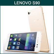 Original Lenovo S90 Quad Core 16GB ROM 13MP Camera 4G FDD-LTE Android 4.4 Mobile Phone