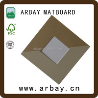 wholesale high grde acid free mounting board/holy nature photos/photo family naturism