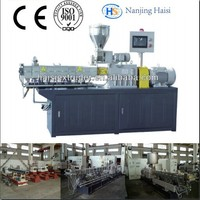 PP Intensified Glass Fibres And Carboon Fibres Small Extrusion Machine