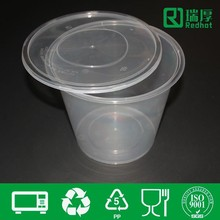 Pp Plastic Disposable Food Container Can Be Taken Away 2000ml