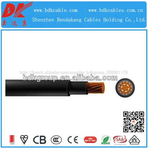 Single core fil lectrique code couleur des fils et c bles - Code couleur cable electrique ...