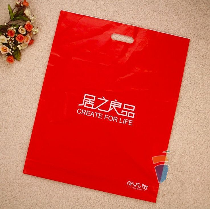 T-shirt saco de plástico