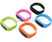 Factory Price E02 3D Promotional waterproof Pedometer Bluetooth Activity Tracker