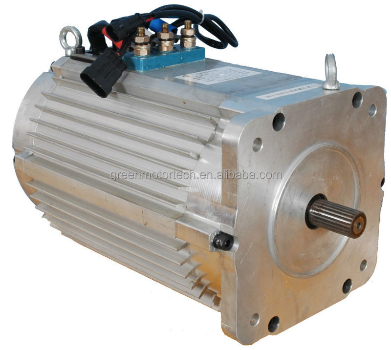 Regenerative braking ac induction motor for electric bus for Electrical braking of dc motor