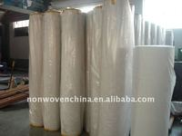 water dissolving embroidery nonwoven fabric
