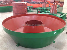 Huahong supply the methods of selecting gold ,sliver ,copper ore/the instruction of wet pan mill/