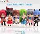 Oem japonês dos desenhos animados Anime 3D brinquedo