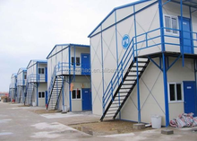 Guangzhou high quality steel structure prefab tiny home/french granny tube/mobile houses/40 feet container house