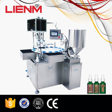 Conditioner Trial Pack Bottle Small Nozzle Filling Capping Machine
