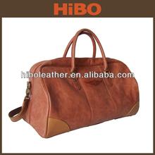 guangzhou de cuero piel de vaca de fin de semana la bolsa de cuero