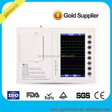Digital Three Channels Portable Holter ecg ekg monitor ecg eeg stress test medical machine manufacturer