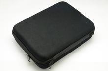 For go pro 4 3 2 1 + SJ4000 Camera Accessories Protective Storage Case Bag