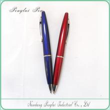 2015 Hot cheap plastic ballpoint Stick Pen