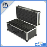 small business handle black Aluminum tools box