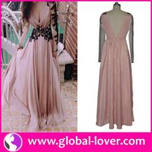 Chiffon Mature Sexy Evening Long Dresses 2012