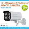 NEW ARRIVAL HD Megapixel IR Waterproof HD CVI Camera