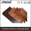 Alusign wood plastic panel